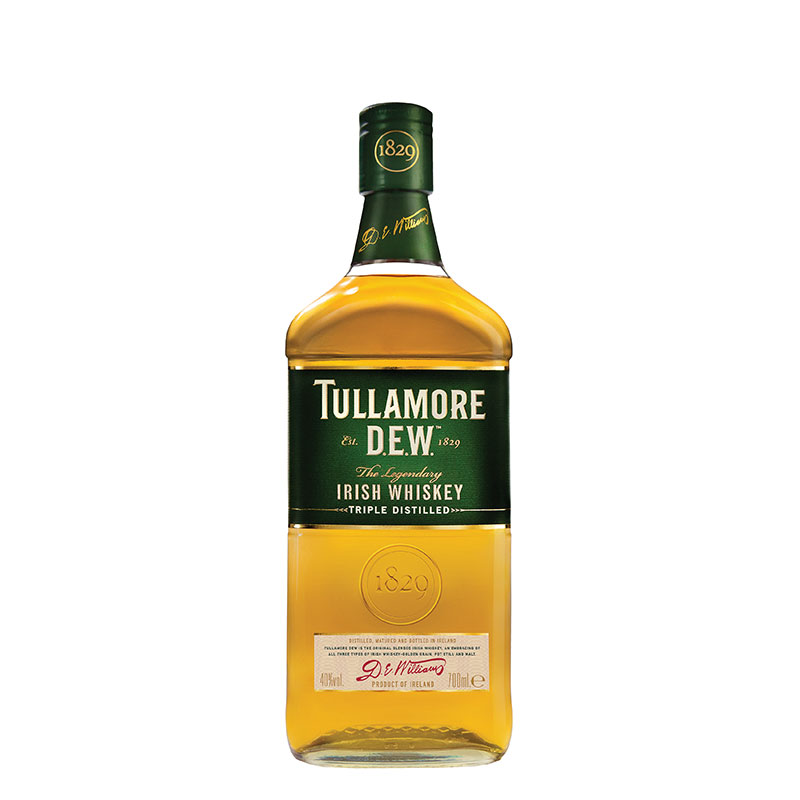 Tullamore D.E.W. Irish Whiskey 70ml