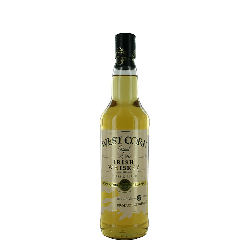 West Cork classic blend 70ml | Irish Whiskey